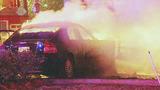 Photos: Man crashes into gas pump - (6/8)