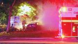 Photos: Man crashes into gas pump - (5/8)