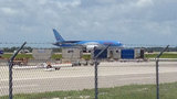 Photos: 787 Dreamliner lands at Sanford Intl. Airport - (10/15)