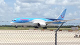 Photos: 787 Dreamliner lands at Sanford Intl. Airport - (7/15)