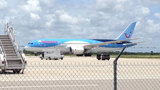 Photos: 787 Dreamliner lands at Sanford Intl. Airport - (9/15)