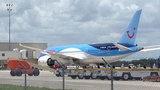 Photos: 787 Dreamliner lands at Sanford Intl. Airport - (15/15)