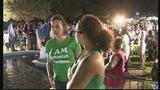 Photos: Onlookers, demonstrators react after… - (8/25)