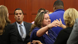 Photos: Courtroom reactions to Zimmerman's… - (5/18)