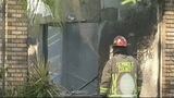 Photos: Oviedo house fire - (4/10)