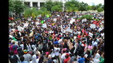 Photos: Orlando rally for Trayvon Martin - (13/19)