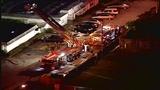 Photos: Condo fire in Oak Ridge neighborhood - (1/5)