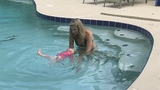 Photos: Infant swim lessons - (6/8)