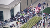 Trayvon Martin vigil at Orlando federal courthouse_3658518