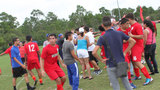 Photos: 1 arrested in Disney soccer tournament brawl - (9/9)