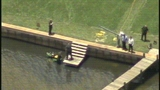 Photos: Man drives lawnmower into Indian River - (6/8)