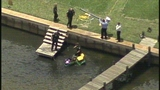 Photos: Man drives lawnmower into Indian River - (2/8)