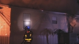 Photos: Mims home catches fire - (3/9)