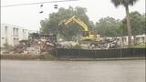 Photos: Sanford housing project demolition underway - (2/10)