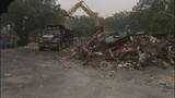 Photos: Sanford housing project demolition underway - (5/10)