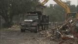 Photos: Sanford housing project demolition underway - (4/10)