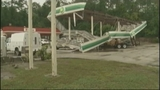 Photos: Roof collapses at BP gas station - (10/10)