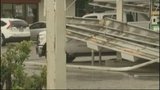 Photos: Roof collapses at BP gas station - (7/10)