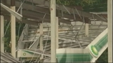 Photos: Roof collapses at BP gas station - (2/10)