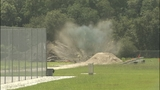 Photos: World War II-era ammunition detonated - (8/8)