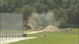 Photos: World War II-era ammunition detonated - (6/8)