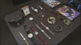 Photos: Loot recovered from Melbourne burglaries - (6/11)
