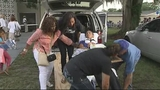 Photos: Parade for shooting survivor Danielle Sampson - (6/14)