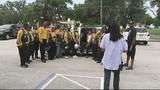 Photos: Parade for shooting survivor Danielle Sampson - (5/14)