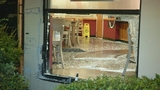 Photos: Cab crashes into Orlando bagel shop - (3/10)