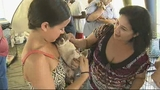 Photos: Adoption event for seized dogs - (5/9)