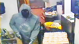 Photos: Surveillance of McDonald's robbery - (6/16)
