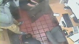 Photos: Surveillance of McDonald's robbery - (13/16)