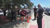 Photos: Nasty crash outside Palm Bay Applebee's - (5/6)