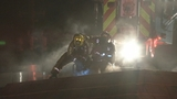 Photos: Oveido Diner fire - (9/9)
