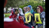 Photos: Rally for Egypt in downtown Orlando - (20/21)