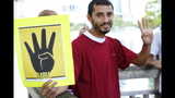 Photos: Rally for Egypt in downtown Orlando - (11/21)