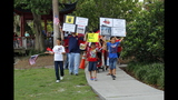 Photos: Rally for Egypt in downtown Orlando - (4/21)