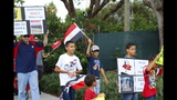 Photos: Rally for Egypt in downtown Orlando - (16/21)