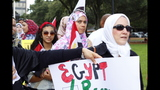 Photos: Rally for Egypt in downtown Orlando - (5/21)