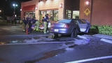 Photos: Car crashes into Wendy's - (6/7)