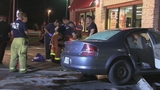 Photos: Car crashes into Wendy's - (1/7)