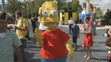 Photos: Simpsons 'Springfield' attractions… - (14/24)