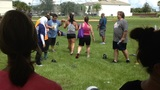 Photos: Memorial event for CrossFit gym owner - (7/9)