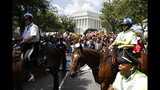 Scenes from the March on Washington commemoration - (3/25)