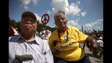 Scenes from the March on Washington commemoration - (12/25)