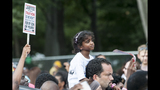 Scenes from the March on Washington commemoration - (8/25)