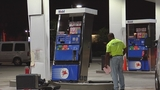 Photos: Beer truck backs into gas pump - (5/7)