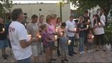Photos: Vigil for Trenton Duckett - (10/12)