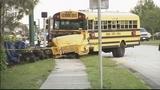Photos: Fatal Seminole Co. school bus crash - (3/10)