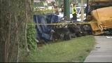 Photos: Fatal Seminole Co. school bus crash - (5/10)